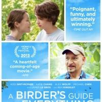 First Look - Poster, Trailer for A BIRDER'S GUIDE TO EVERYTHING with Ben Kingsley