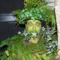 Photo Flash: Green Man Celebrates Feast of the Epiphany at TWELFTH NIGHT!
