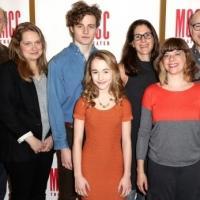 FREEZE FRAME: Merritt Wever & Cast of MCC's THE NETHER Meet the Press