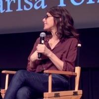 BWW TV Exclusive: Backstage with Richard Ridge- SAG Foundation Conversations Series with Marisa Tomei