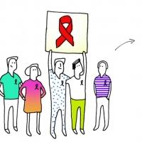 'Digital Red Ribbon' Launches dotHIV Creates the First Domain Ending with a Social Purpose