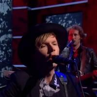 VIDEO: Beck Performs New Single 'Heart Is a Drum' & More on COLBERT