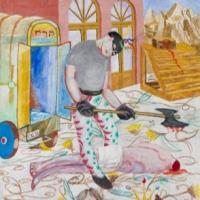 Charles Garabedian's MYTHICAL REALITIES to Open 1/14 at Betty Cuningham Gallery
