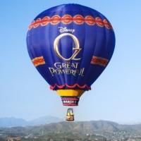 Disney Announces the  'Journey to Oz' Balloon Tour Lifting Off Today!