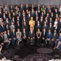 Photo: Stone, Redmayne & More Gather for 87th ACADEMY AWARD Nominees Portrait