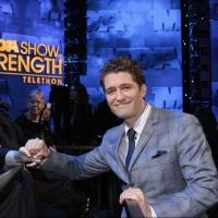 Photo Flash: First Look - Matthew Morrison Among Line-Up for MDA SHOW OF STRENGTH