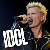 BILLY IDOL Teams With NHL for Performance at 2015 Bridgestone Winter Classic