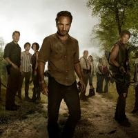 Cast of THE WALKING DEAD Visits CONAN Tonight