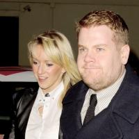 Photo Flash: James Corden & More Attend BOOK OF MORMON's Red Nose Gala Performance