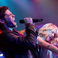 Photo Coverage: Rockers Unite! ROCK OF AGES Casts of Past and Present Return for Final Broadway Bows!