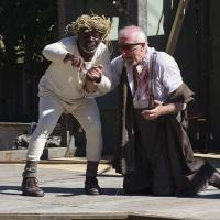 BWW Reviews: KING LEAR at Folger Theatre - London's Globe Theatre on Tour
