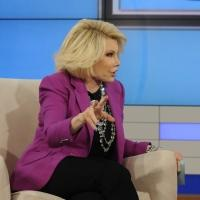 Photo Flash: First Look - Joan Rivers Visits THE DR. OZ SHOW