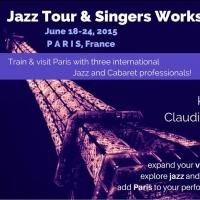 Chicago Sister Cities Sponsors 2015 Paris Jazz Tour and Singers Workshop, 6/18-24