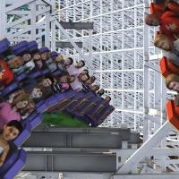 Video: Six Flags Magic Mountain Announces Record-Breaking Coaster, 'Twisted Colossus'