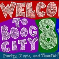 Readings from THE PORTABLE BOOG READER 8 Set for 1/18 Release Party in NYC