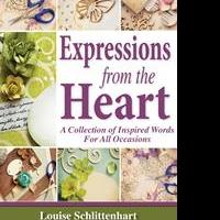 Louise Schlittenhart Releases EXPRESSIONS FROM THE HEART