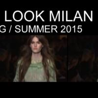 VIDEO: Blumarine Spring/Summer 2015 FIRST LOOK