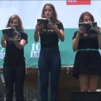 BWW TV: 50 SHADES! Cast Spices Up BROADWAY IN BRYANT PARK!