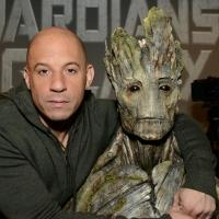 Vin Diesel Officially Confirmed for Marvel's GUARDIANS OF THE GALAXY