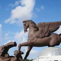 Strassacker Art Foundry Creates Largest Bronze Horse Sculpture in the World