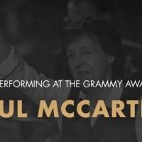 Paul McCartney, Kanye West Team with Rihanna to Debut Her New Single on 57TH ANNUAL GRAMMY AWARDS