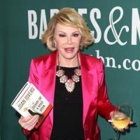 Joan Rivers Gets the Last Laugh! Wins Grammy Award for 'Best Spoken Word Album'