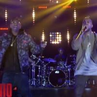 VIDEO: Kanye West & Big Sean Make Surprise Appearance w/ Rick Ross on ARSENIO