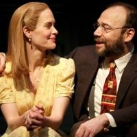 Photo Flash: First Look at Sarah Paulson & Danny Burstein in TALLEY'S FOLLY!