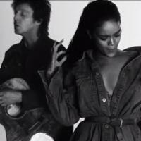 VIDEO: Paul McCartney & Kanye West Team with Rihanna on New Single 'FourFiveSeconds'