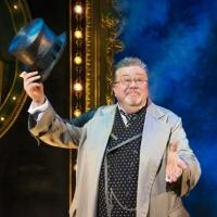 Photo Flash: First Look - Martyn Ellis as The Wizard in West End's WICKED