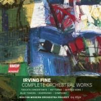 BMOP Releases IRVING FINE: COMPLETE ORCHESTRAL WORKS Today, 2/3