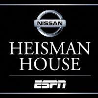 Nissan Heisman House Returns to ESPN's College Football Season