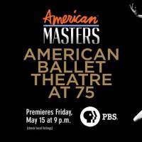 Thirteen to Present New Ric Burns Documentary AMERICAN BALLET THEATRE AT 75, 5/15