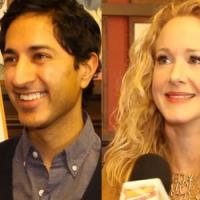 BWW TV: Chatting with the New Stars of IT'S ONLY A PLAY- Maulik Pancholy, Katie Finneran & Martin Short