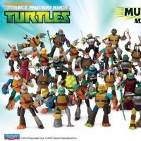 Teenage Mutant Ninja Turtles Roll Into 2015 North American International Toy Fair