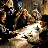 Photo Flash: First Look at Quentin Tarantino's HATEFUL EIGHT