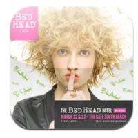 "TIGI Haircare Launches Mobile App For Exclusive ""Bed Head Hotel"" Music Events Campaign"