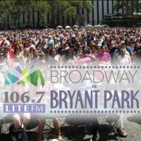 Casts of ON THE TOWN, MATILDA, MOTOWN and More Visit BROADWAY IN BRYANT PARK Today