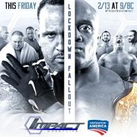 IMPACT WRESTLING Scores Ratings Win for Destination America Network
