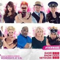 Series Premiere of GSN's SKIN WARS is Rating's Hit
