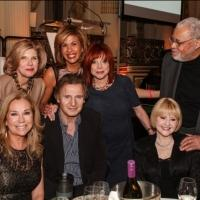 Photo Flash: Hoda Kotb, Kathie Lee Gifford, Blythe Danner, James Earl Jones and More at Citymeals-on-Wheels 2014 'Power Lunch for Women' Photos