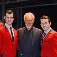 Tom Jones Goes Backstage At JERSEY BOYS