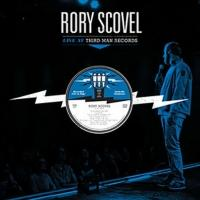 Rory Scovel's LP 'Live From Third Man Records' to be released on December 17th