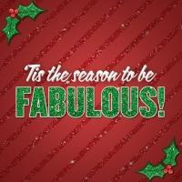 Jolly New KINKY BOOTS Holiday Social Media Image