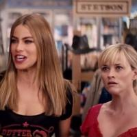 VIDEO: First Look - Reese Witherspoon and Sofia Vergara Star in New Comedy HOT PURSUIT