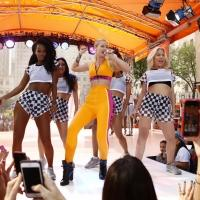 VIDEO: Iggy Azalea Performs 'Fancy', New Single 'Work' on TODAY