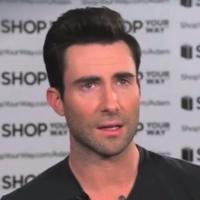 Adam Levine's Menswear Collection Launches at Kmart