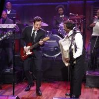 Photo Flash: Final Broadcast of NBC's LATE NIGHT WITH JIMMY FALLON