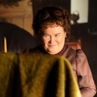 Susan Boyle's Film Debut THE CHRISTMAS CANDLE Comes to Theaters Today