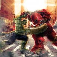 Photo Flash: New Promo Art Revealed for Marvel's AVENGERS: AGE OF ULTRON
